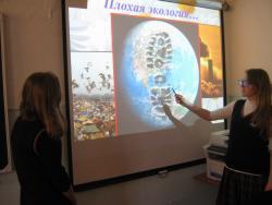 Рубцовские школьники приняли участие во Всемирной акции