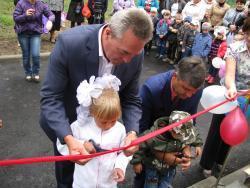 В Рубцовске открылся еще один детский сад
