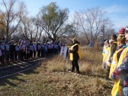 В Рубцовске прошли соревнования по спортивному ориентированию
