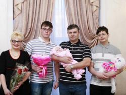 Многодетных семей в Рубцовске стало больше