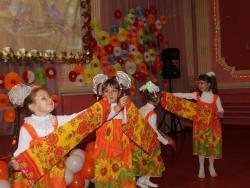 Дом детства и юношества Рубцовска отметил 35-летие