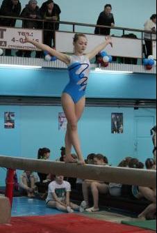 Рубцовчанки приняли участие в первенстве Алтайского края по спортивной гимнастике