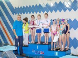 В Рубцовске прошли соревнования по плаванию