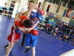 Рубцовский боксер завоевал золотую медаль