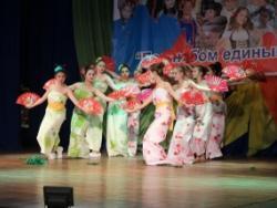 В Рубцовске прошел Фестиваль национальных культур «Под небом единым»