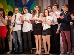 В Городском Дворце культуры состоялась первая отборочная игра Рубцовской лиги КВН