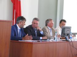 Владимир Ларионов принял участие в работе августовской педагогической конференции