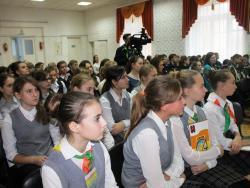В Рубцовске прошла конференция Союза детских и подростковых организаций